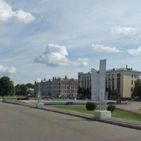 Revolutsii sq., Vologda, Вологда