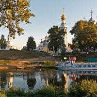 Вечер в Вологде, Вологда