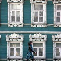 Вологодская красота, Вологда