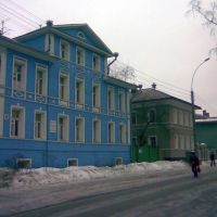 Вологда. Улица Ленинградская, Вологда