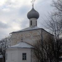 Вологда. Церковь Илии Пророка, Вологда