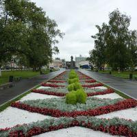 Vologda. Boulevard / Бульвар (2), Вологда