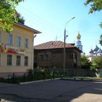 Торговая площадь, Вологда
