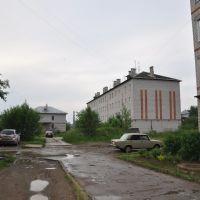 ул. Юбилейная, поселок Вохтога, Вологодская область, Россия, Вохтога