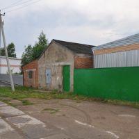 Хлебозавод, поселок Вохтога, Вологодская область, Россия, Вохтога