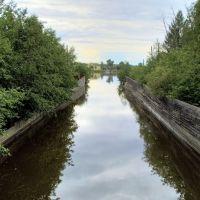 Ковжетский канал, Вытегра