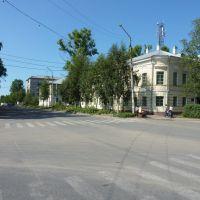 Вытегра. Проспект Ленина / Vytegra. Lenin Avenue, Вытегра
