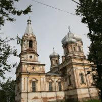 Сретенская церковь в Вытегре., Вытегра
