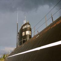 Submarine B-440 (Museum) / Подводная лодка Б-440 (музей), Вытегра
