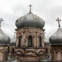 Купола храма, Вытегра