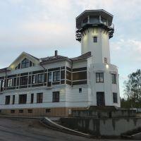 Hotel «Wardenclyffe Volgo-Balt». Vytegra / Вытегра. Гостиничный комплекс, Вытегра