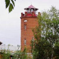 """Городская водокачка - """"Пизанская башня"""", Грязовец"""