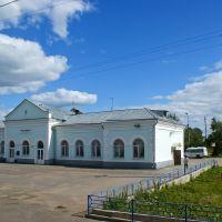 Gryazovets Railroad Station - Станция Грязовец, Грязовец