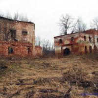 Григориево-Пельшемский монастырь, Вологодская область, Россия, Кадников