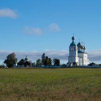 Храм во имя Ильи Пророка (Ильинско-Засодимская церковь), с. Ильинский Погост, Кадников