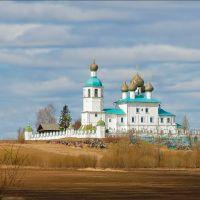 Ильинско-Засодимская церковь под Кадниковым, Кадников