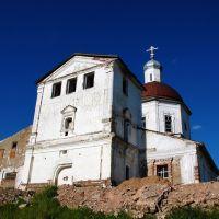 Липин Бор. Церковь Троицы Живоначальной, Липин Бор