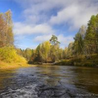 Река Юг, Никольск