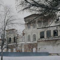 Никольск. Старый собор, Никольск