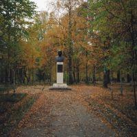 Памятник Коневу ИС, Никольск