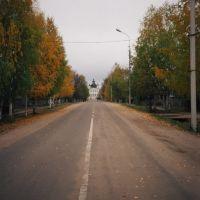 ул 25 Октября, Никольск