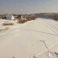Поворот на север., Никольск