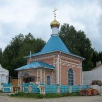 Часовня Николая Чудотворца в Никольске., Никольск