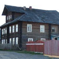 Старый дом. An old house, Нюксеница