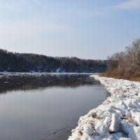 Лёд ушёл 2010, Нюксеница