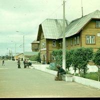 станция Сухона, Сокол