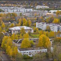 Вид на Сокол - Sokol town view, Сокол