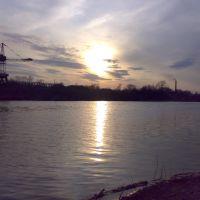 Вечер на реке Сухона, Сокол