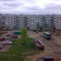 Двор на ул. Набережная Свободы, Сокол