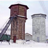 Водонапорные башни ст. Сухона, Сокол