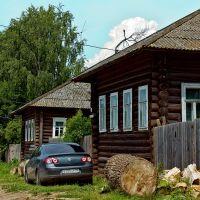 Деревянные постройки Сокола, Сокол