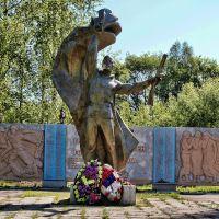 Памятник Воину-Защитнику, Сокол