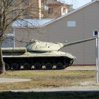 """IS-3"" Battle Tank, Сокол"