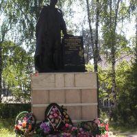 памятник воинам-тарножанам погибшим в годы ВОВ, Тарногский Городок