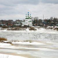 Церковь Троицы Живоначальной в Зеленской слободе (1768-1788гг), Тотьма