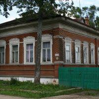 Жилой дом  в Тотьме., Тотьма