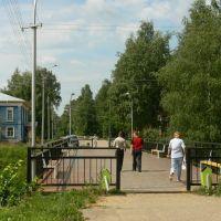 Новый мост через овраг, Тотьма