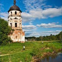Башня Спасо-Суморина монастыря, Тотьма