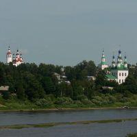 Церквы Тотьмы, Тотьма