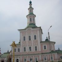 Totma. The Church Of The Nativity Of Christ, Тотьма