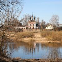 Устюжна. Покровская церковь. 1780г, Устюжна
