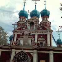Действующая церковь, Устюжна