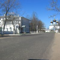 Бывшая Большая Московская улица, Устюжна