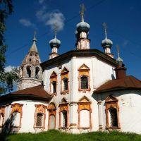 Устюжна, Церковь Благовещения Пресвятой Богородицы, Устюжна