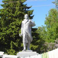Памятник В.И.Ленину в Устюжне, Устюжна