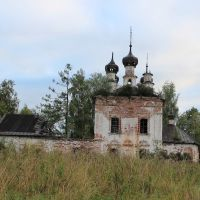 Успенская церковь, Устюжна